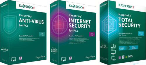 Kaspersky Internet Security, Anti-Virus, Total Security 2017 v17.0.0.611.0.184.0 poster box cover