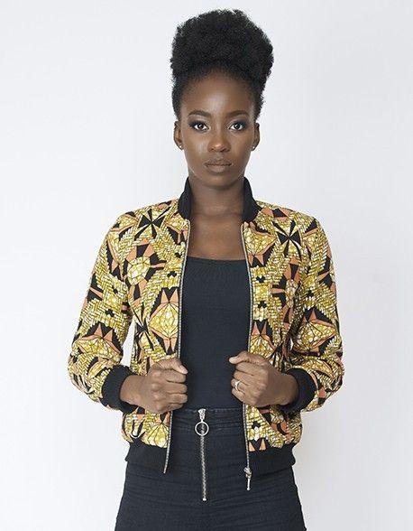 La veste réversible style Africain, deux vestes en une : Mode, tendance, veste, bomber, réversible, tissu, pagne, wax, deux, côtés, style, look, LEUKSENEGAL, Dakar, Sénégal, Afrique