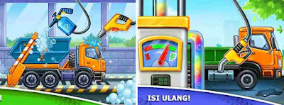 Game Anak-Anak Mobile Truk