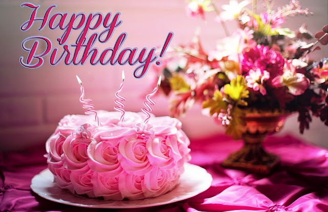 Best 60 Happy Birthday Wishes HD Images Cake Pics 3D Wallpaper
