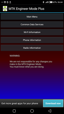 How to Change IMEI on MTK Tecno devices running android 6.0 marshmallow