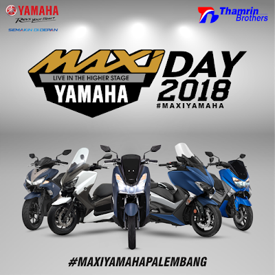 Maxi Yamaha Day Palembang 2018
