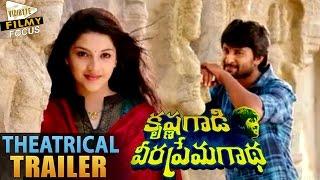 Krishna Gadi Veera Prema Gadha Theatrical Trailer __ Nani, Mehareen – Filmy Focus