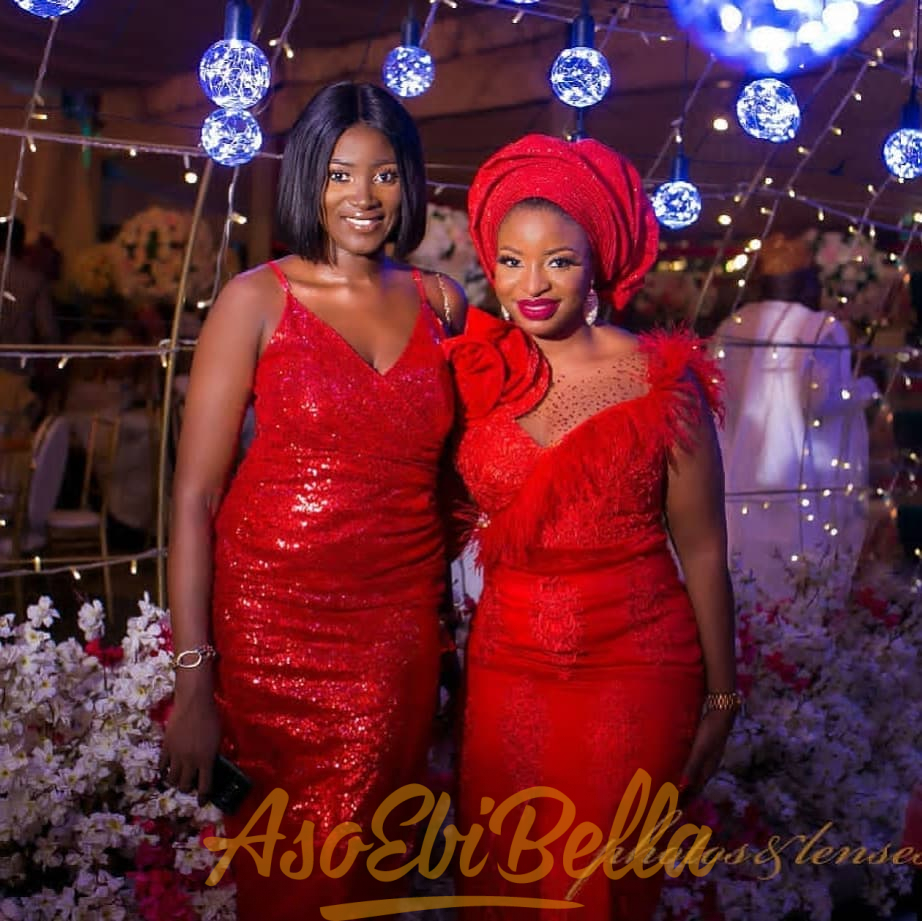 58 Edition of #ebfablook - Shop These new Trends of Aso ebi Lace style & African Print outfits