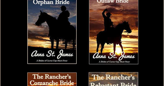 The Brides of Cactus Gap Short Story Bundle #1