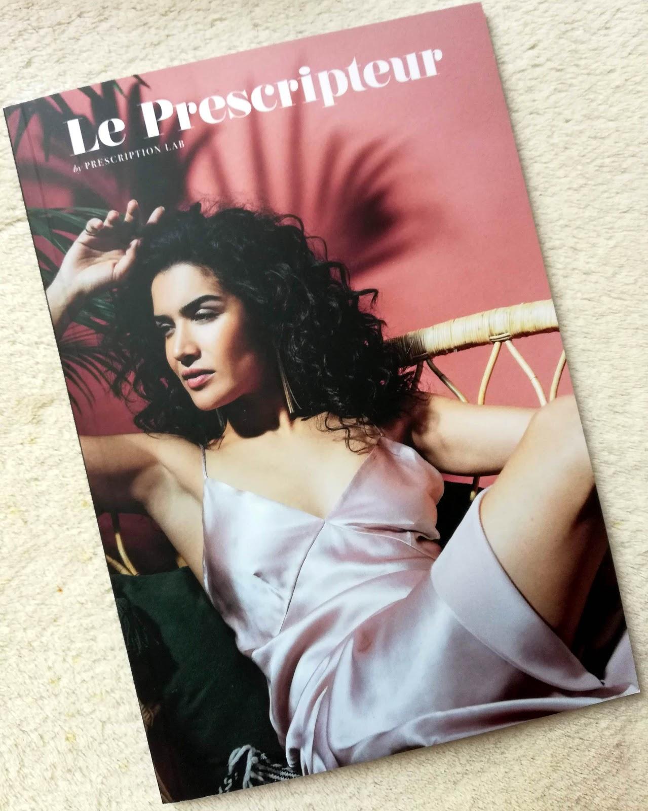 PRESCRIPTION LAB : Découverte de la box de Juillet 2019 aux senteurs inspirées du Maroc