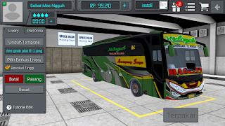 Livery  Luragung Jaya