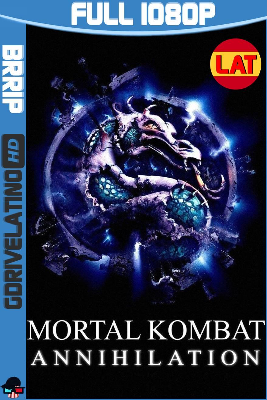 Mortal Kombat: Aniquilación (1997) BRRip 1080p Latino-Ingles MKV