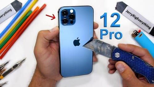 Apple's iPhone 12 Pro undergoes durability tests ... will it hold up?