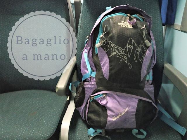 Viaggiare col solo bagaglio a mano