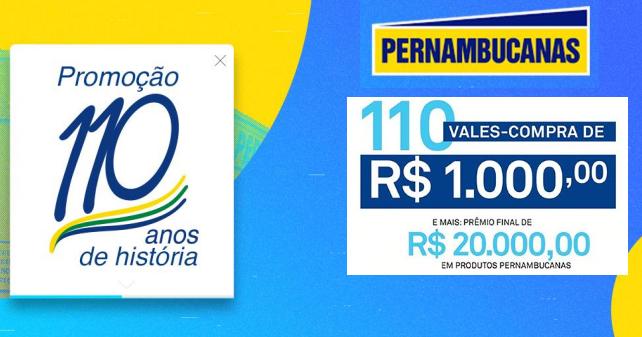 d092d9dc2e4ff5 Promoção Pernambucanas: