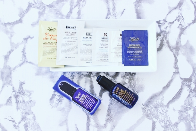 Kiehl's Midnight Recovery Concentrate.Best Kiehl's products.Best night skincare serums.Najbolji serumi za lice.