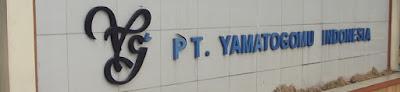 Loker Terbaru Cikampek PT YAMATOGOMU INDONESIA Kawasan Indotaisei