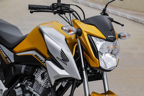Honda CG 160 2022 - Titan