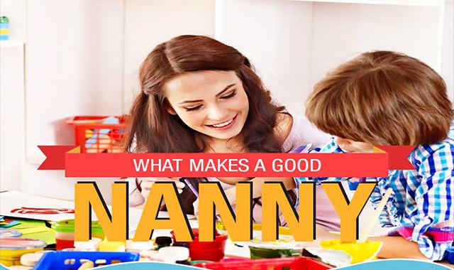 What Makes A Good Nanny