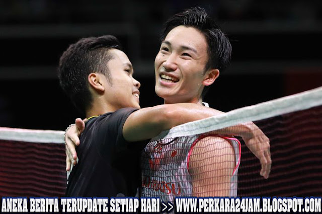Penyebab Anthony Ginting Tumbang Di Final China Open 2019