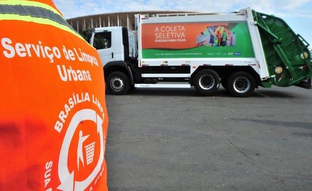 SLU vai fazer a coleta de lixo dentro dos condomínios de casas do DF
