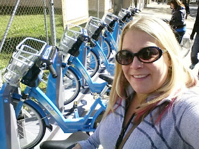Ride Indego Bikes Philadelphia Pennsylvania