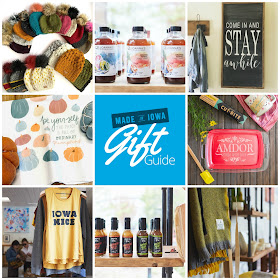 Made in Iowa Holiday Gift Guide