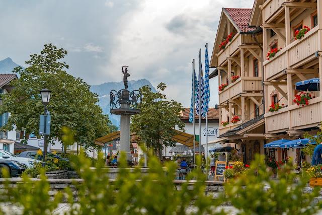 Entdeckungstouren Wasser Aulealm - Riessersee Runde + Die kleine Wank-Runde | Wandern Garmisch-Partenkirchen 09