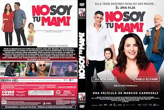 NO SOY TU MAMI 2019 [COVER - DVD]