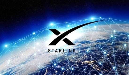 Starlink broadband internet satellites