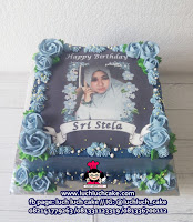 Edible Image Cake - Special Birthday Cake