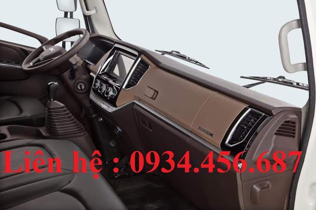 Nội thất Đô Thành IZ650 SE