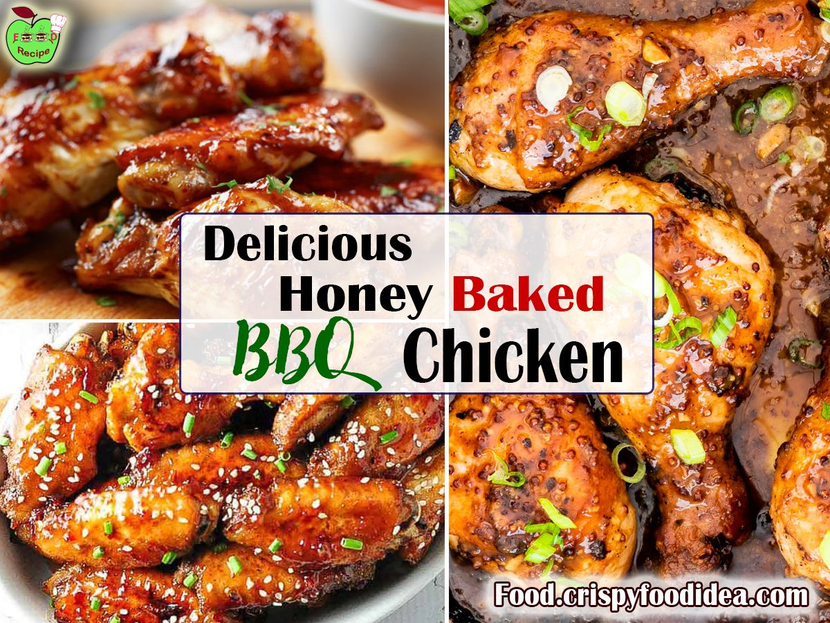 Honey BBQ Chicken Marinade | Honey BBQ Chicken Recipe