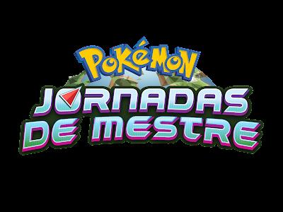 Jornadas de Mestre Pokémon Logotipo