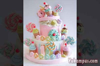 contoh kalimat promosi kue ulang tahun