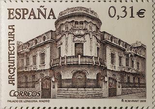 PALACIO DE LONGORIA, MADRID