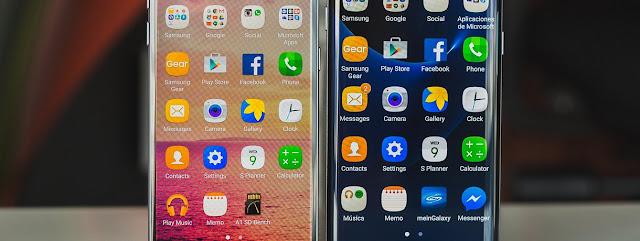 Samsung Galaxy s7 Upadtes