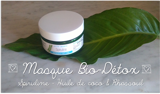 Beauty-diy-mask-detox-Spiruline-oil-coconut-Rhassoul-masque-2