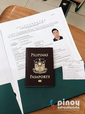 CHINA VISA REQUIREMENTS and How to Apply Chinese Tourist Visa in the Philippines
