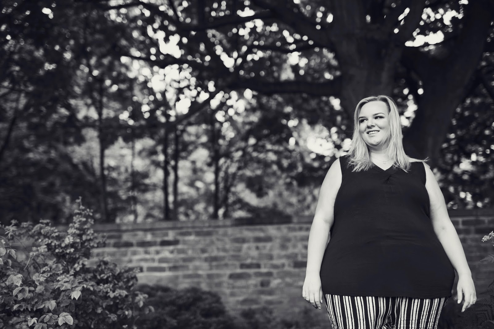 Getting To Know... Plus Size Blogger WhatLauraLoves with Chris Ord Photography wearing Yours Clothing