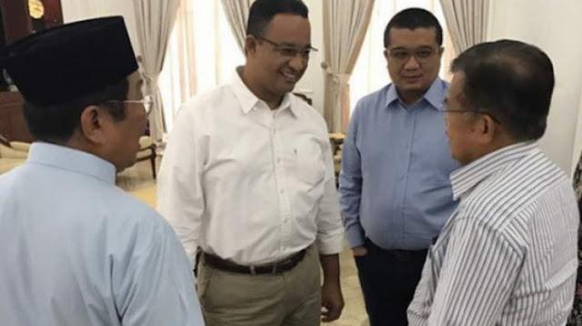 Ketua Gerindra DKI Tak Masalah Keponakan JK Gantikan Sandiaga Uno