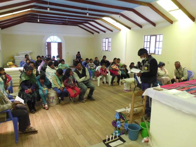 Der Innenraum ist schon länger fertig. Wir konnten seit geraumer Zeit die Gottesdienste in der neuen Kapelle feiern.
