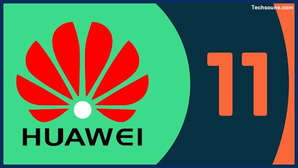 تحديث Huawei Android 11