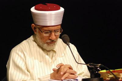 Dr. Tahir Ul Qadri berfatwa tentang terorisme