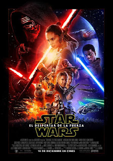 Star Wars, despertar de la Fuerza, J.J. Abrams, Episode VII, The Force Awakens