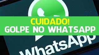 Golpe de mudar cor do WhatsApp infecta mais de 1 milhão
