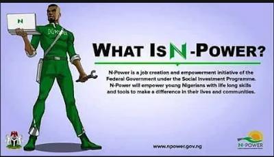 NPOWER Nigeria - What's NPower