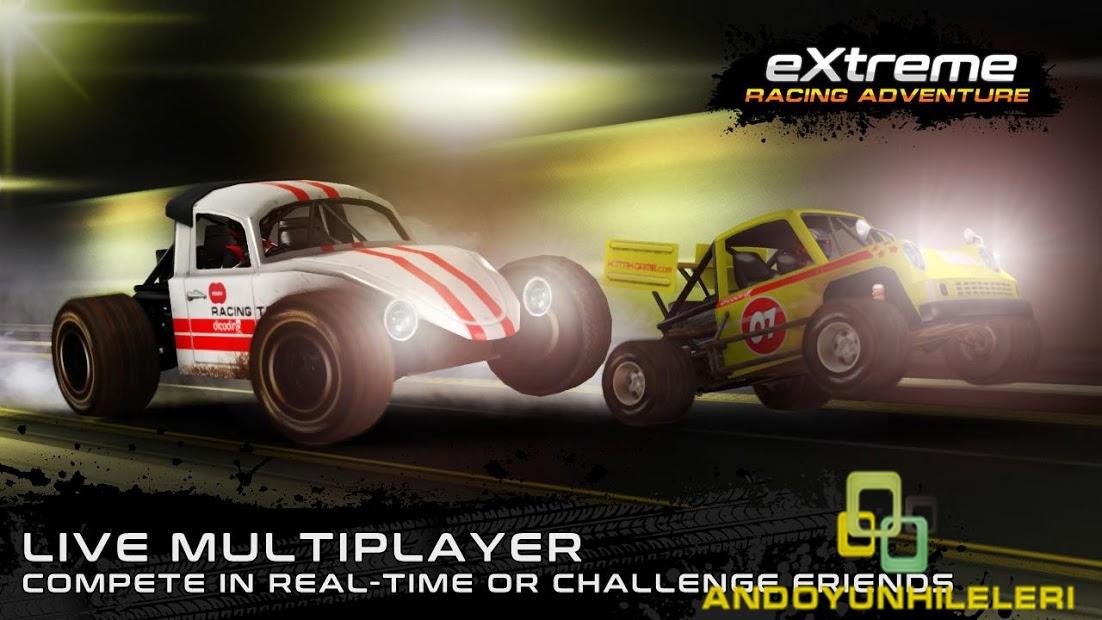 Extreme Racing Adventure Para Hileli APK
