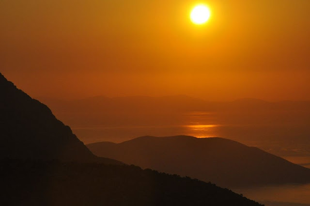Αργολίδα: Η μεγαλοπρέπεια της κορυφής στο Δίδυμο όρος της Ερμιονίδας