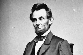 Foto Presiden Abraham Lincoln