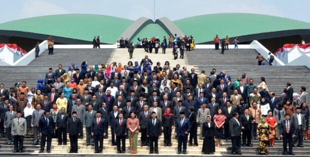 Wewenang Dewan Perwakilan Rakyat (DPR)