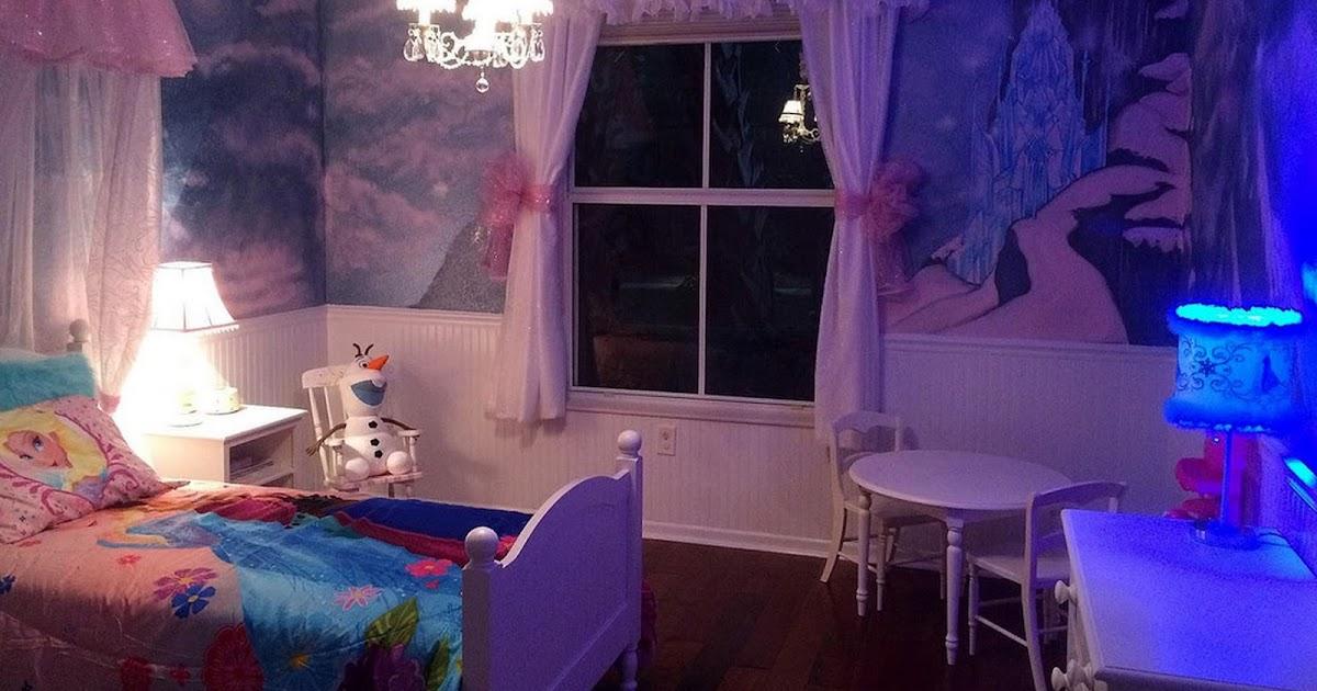 99 Desain Kamar Tidur Anak Frozen Sisi Rumah Minimalis