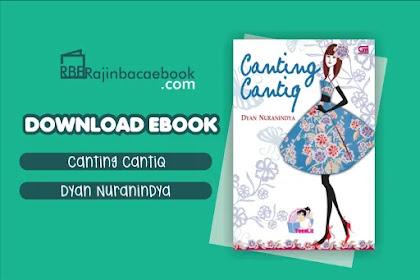 Download Novel Canting Cantiq by Dyan Nuranindya Pdf