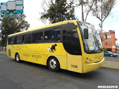 Autobuses México-Texococo